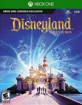 hra pro Xbox One Disneyland Adventures