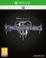 hra pre Xbox One Kingdom Hearts III - Deluxe Edition