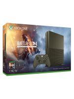 Príslušenstvo ku konzole Xbox One XBOX ONE S - herná konzola (1TB) + Battlefield 1