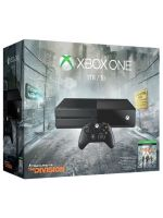 Príslušenstvo ku konzole Xbox One XBOX ONE - herná konzola (1TB) + Tom Clancys: The Division CZ