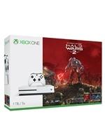 Příslušenství ke konzoli Xbox One XBOX ONE S - herní konzole (1TB) + Halo Wars 2 (Ultimate Edition)