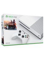 Příslušenství ke konzoli Xbox One XBOX ONE S - herní konzole (500GB) + Battlefield 1