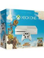 Příslušenství ke konzoli Xbox One XBOX ONE - herní konzole (500GB) (bílá) + Sunset Overdrive