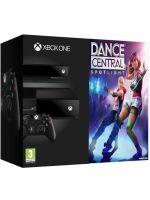 Příslušenství ke konzoli Xbox One XBOX ONE - herní konzole (500GB) + kinect + Dance Central