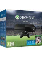 Příslušenství ke konzoli Xbox One XBOX ONE - herní konzole (500GB) + FIFA 16 + 1 měsíc EA Access