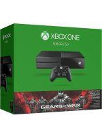 Príslušenstvo ku konzole Xbox One XBOX ONE - herná konzola (500GB) + Gears of War (Ultimate Edition)