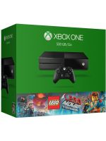 Príslušenstvo ku konzole Xbox One XBOX ONE - herná konzola (500GB) + LEGO: Movie