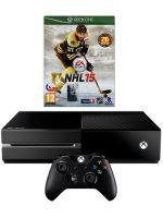 Príslušenstvo ku konzole Xbox One XBOX ONE - herná konzola (500GB) + NHL 15