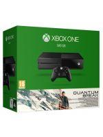 Príslušenstvo ku konzole Xbox One XBOX ONE - herná konzola (500GB) + Quantum Break