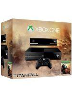 Príslušenstvo ku konzole Xbox One XBOX ONE - herná konzola (500GB) + kinect + TitanFall
