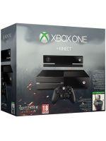 Príslušenstvo ku konzole Xbox One XBOX ONE - herná konzola (500GB) + kinect + Zaklínač III