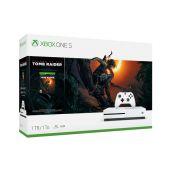 Príslušenstvo ku konzole Xbox One Konzola Xbox One S 1TB + Shadow of the Tomb Raider