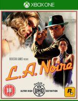 hra pro Xbox One L.A. Noire