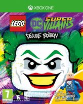 hra pre Xbox One LEGO DC Super-Villains - Deluxe Edition