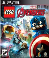 Hra pre Playstation 3 LEGO: Marvel Avengers