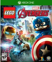 hra pre Xbox One LEGO: Marvel Avengers
