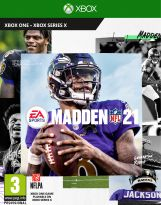 hra pro Xbox One Madden NFL 21