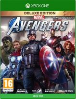 hra pro Xbox One Marvels Avengers - Deluxe Edition