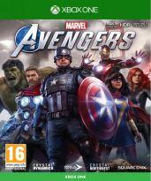 Marvels Avengers CZ (XBOX1) + tričko + DLC Outfit Pack + prístupu do bety