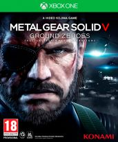 hra pre Xbox One Metal Gear Solid V: Ground Zeroes