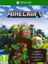 hra pro Xbox One Minecraft - Explorers Pack