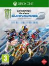 hra pro Xbox One Monster Energy Supercross 3