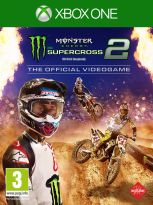 hra pre Xbox One Monster Energy Supercross – The Official Videogame 2