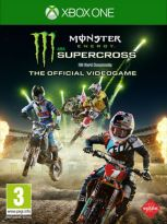 hra pre Xbox One Monster Energy Supercross – The Official Videogame
