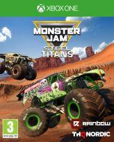 hra pre Xbox One Monster Jam: Steel Titans