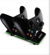 Príslušenstvo ku konzole Xbox One Nabíjecí stanice pro 2 ovladače + baterie