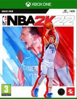 hra pro Xbox One NBA 2K22