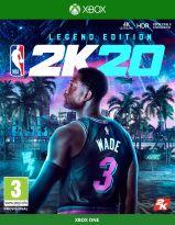hra pro Xbox One NBA 2K20 - Legend Edition