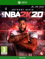 hra pre Xbox One NBA 2K20
