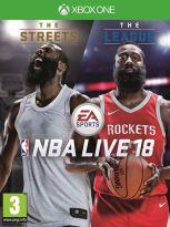 hra pro Xbox One NBA Live 18