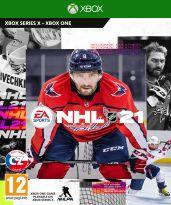 NHL 21 CZ (XBOX1)