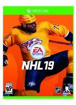hra pre Xbox One NHL 19