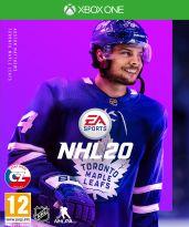 NHL 20 CZ (XBOX1) + DLC