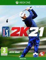 PGA Tour 2K21 (XBOX1)