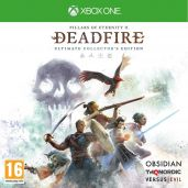 hra pro Xbox One Pillars of Eternity 2: Deadfire - Ultimate Collectors Edition