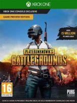 hra pro Xbox One PlayerUnknowns Battlegrounds