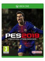 hra pre Xbox One Pro Evolution Soccer 2019