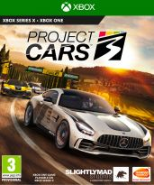 hra pro Xbox One Project Cars 3