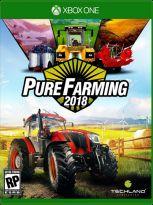 hra pre Xbox One Pure Farming 2018