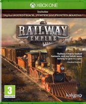 hra pro Xbox One Railway Empire