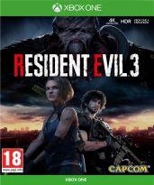 Resident Evil 3 (XBOX1) + dlc