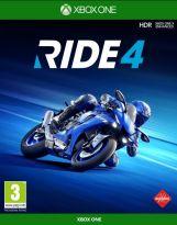 Ride 4 (XBOX1) + DLC JPN motorky + DLC EU motorky