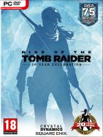 Hra pro PC Rise of the Tomb Raider (20 Year Celebration Edition)
