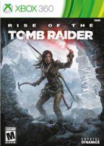 Hra pre Xbox 360 Rise of the Tomb Raider