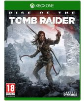 hra pro Xbox One Rise of the Tomb Raider