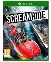 hra pre Xbox One ScreamRide